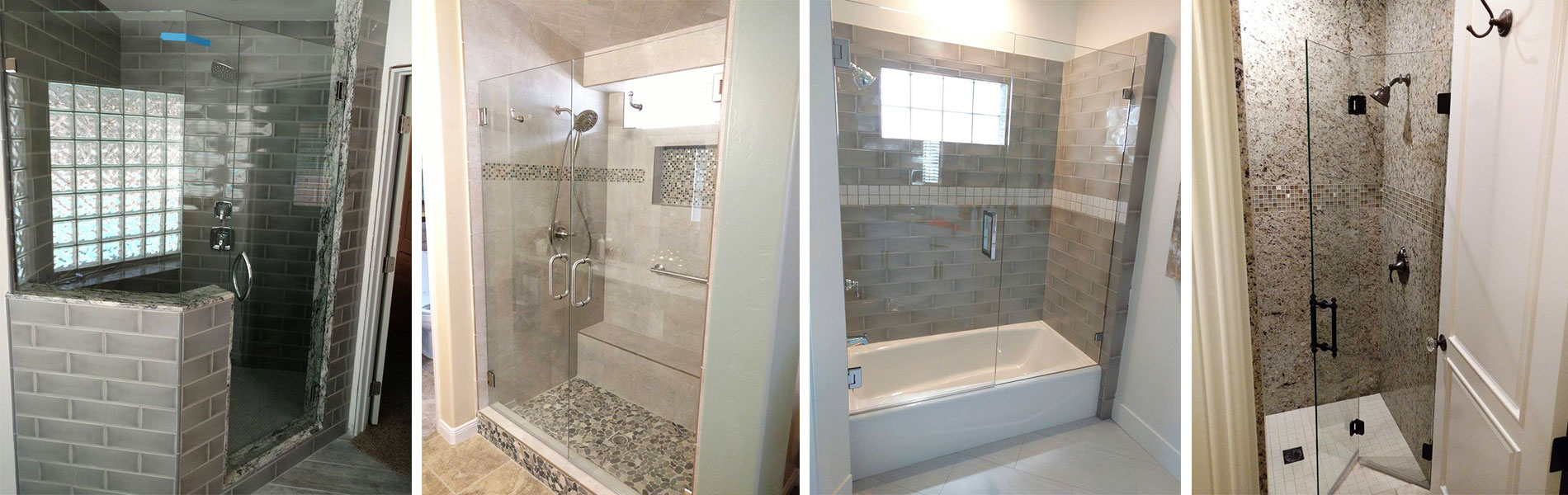 Shower Enclosures Doors Bakersfield Custom Glass Work