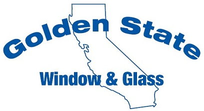 Golden State Window & Glass Logo